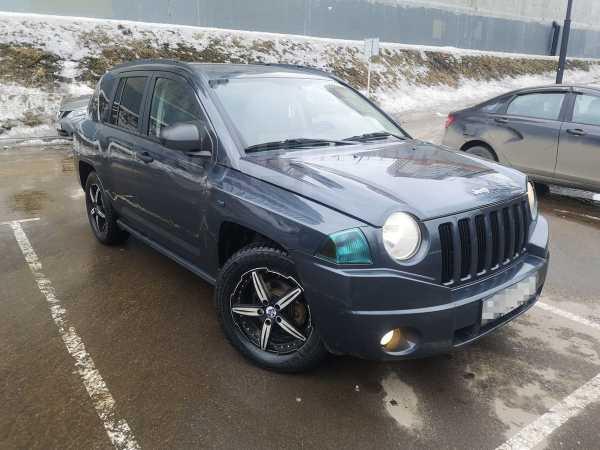 Jeep Compass, 2007 год, 500 000 руб.