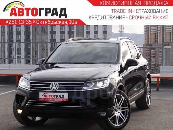 Volkswagen Touareg, 2016 год, 2 257 000 руб.