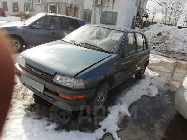 Daihatsu Charade, 1992 год, 15 000 руб.