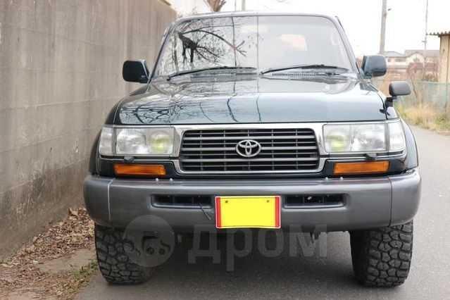 Toyota Land Cruiser, 1995 год, 463 000 руб.