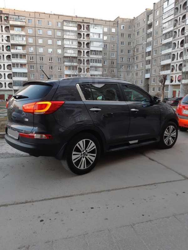 Kia Sportage, 2014 год, 1 000 000 руб.
