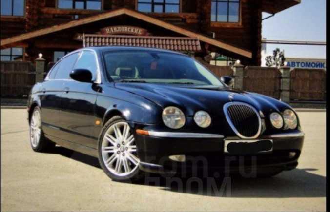 Jaguar S-type, 2004 год, 450 000 руб.