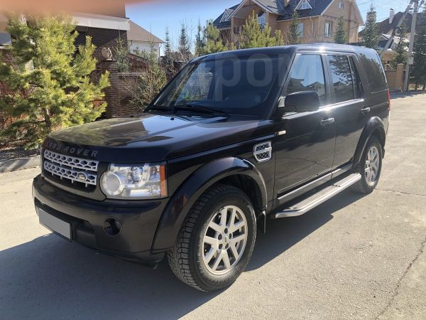 Land Rover Discovery, 2011 год, 990 000 руб.