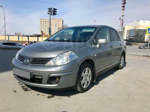 Nissan Tiida, 2007 год, 347 000 руб.