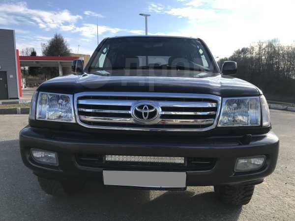 Toyota Land Cruiser, 1999 год, 735 000 руб.