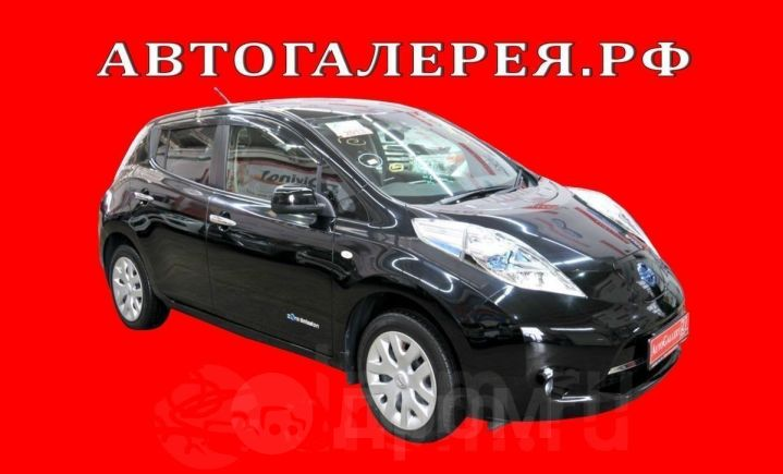 Nissan Leaf, 2013 год, 628 000 руб.