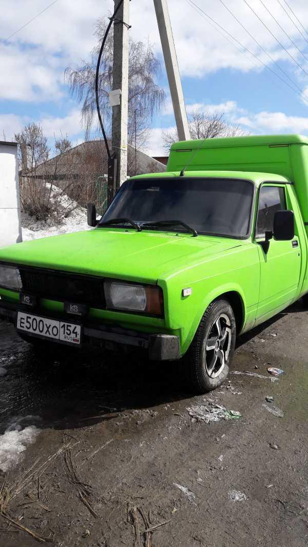 ИЖ 2717, 2007 год, 160 000 руб.