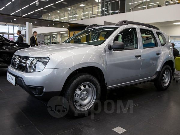 Renault Duster, 2019 год, 996 990 руб.