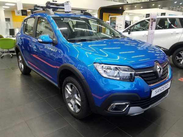 Renault Sandero Stepway, 2019 год, 709 990 руб.
