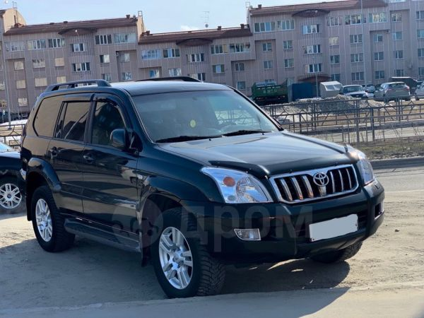 Toyota Land Cruiser Prado, 2006 год, 1 250 000 руб.
