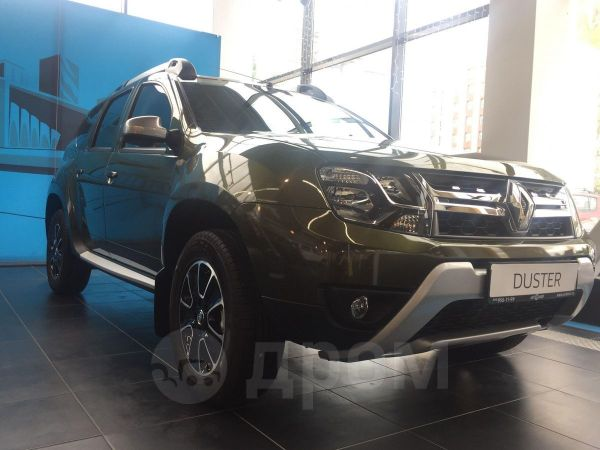 Renault Duster, 2018 год, 1 078 970 руб.