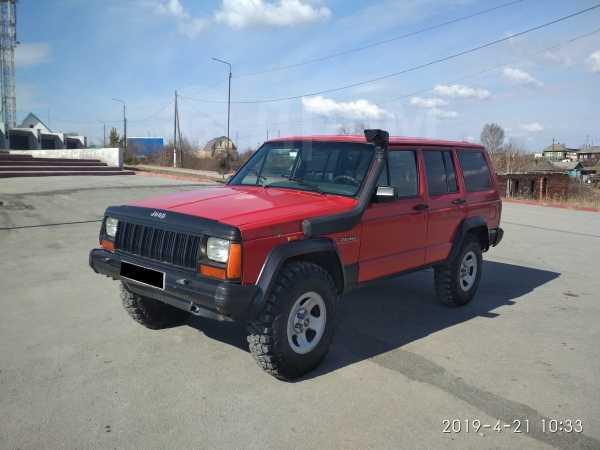 Jeep Cherokee, 1993 год, 270 000 руб.