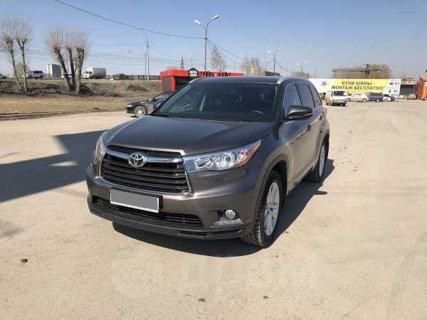 Toyota Highlander, 2014 год, 2 090 000 руб.