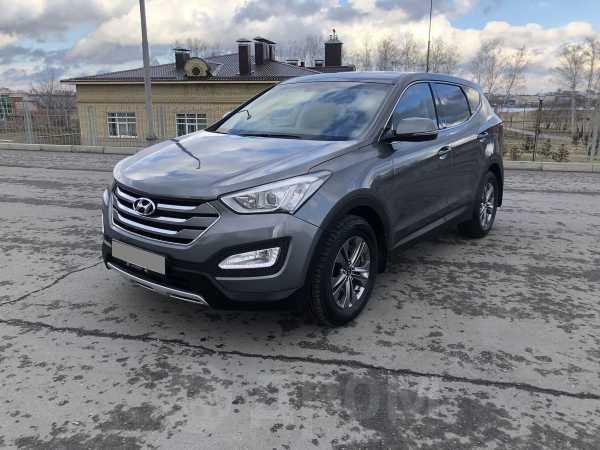 Hyundai Santa Fe, 2014 год, 1 340 000 руб.