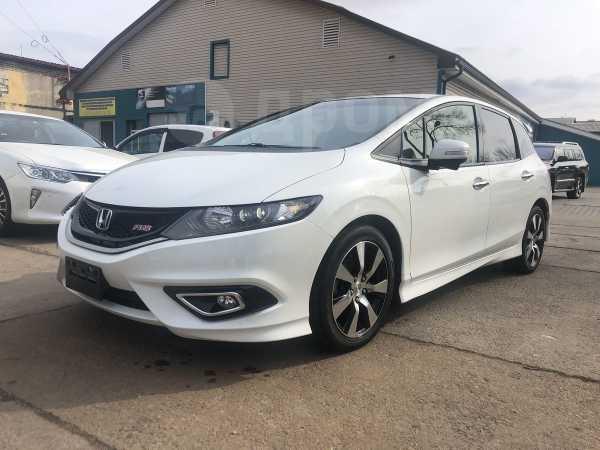 Honda Jade, 2015 год, 980 000 руб.