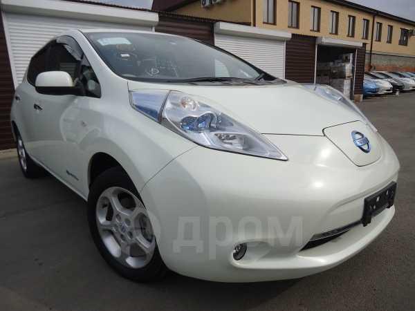 Nissan Leaf, 2012 год, 557 000 руб.