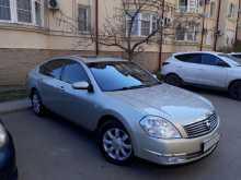 Краснодар Nissan Teana 2006
