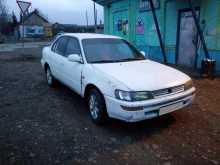 Чунский Corolla 1993