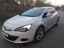Валуйки Astra GTC 2012
