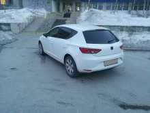 Сургут SEAT Leon 2013