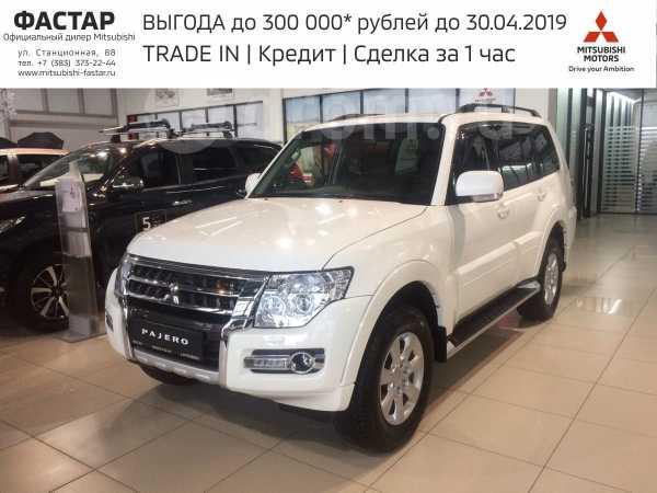 Mitsubishi Pajero, 2017 год, 2 639 000 руб.