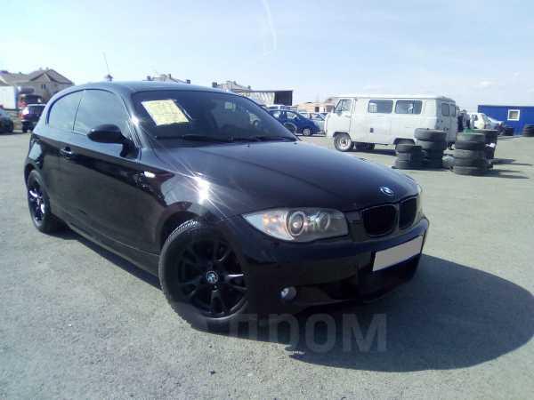 BMW 1-Series, 2008 год, 370 000 руб.
