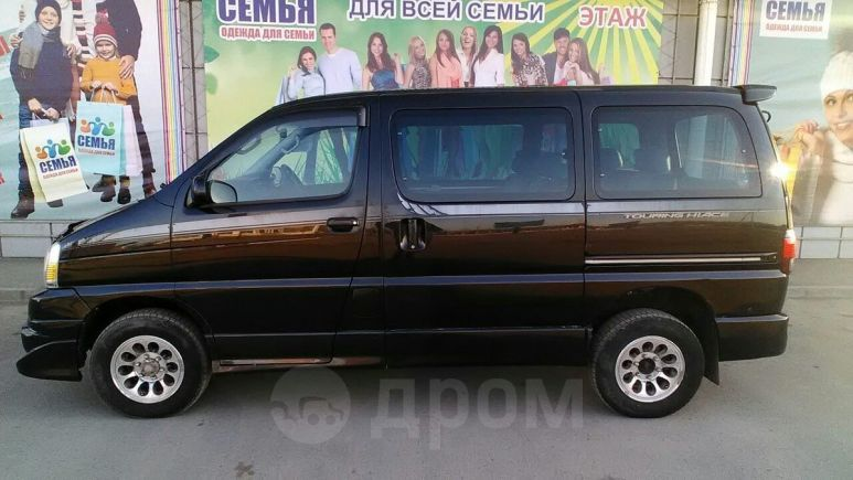Toyota Touring Hiace, 2000 год, 695 000 руб.