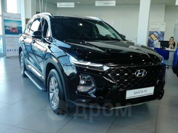 Hyundai Santa Fe, 2018 год, 2 576 000 руб.