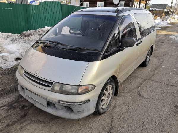 Toyota Estima Lucida, 1996 год, 175 000 руб.