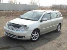 Кемерово Corolla 2004