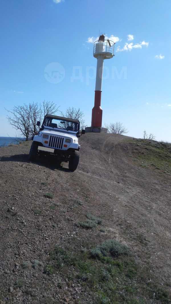 Jeep Wrangler, 1998 год, 550 000 руб.
