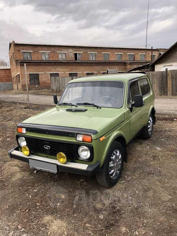 Лада 4x4 2121 Нива, 1995 год, 180 000 руб.