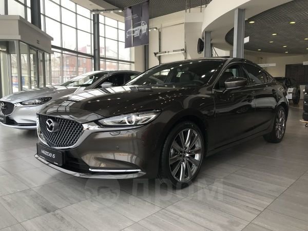 Mazda Mazda6, 2018 год, 2 140 000 руб.