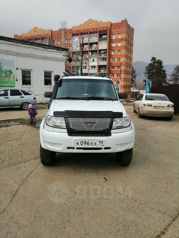 УАЗ Патриот, 2013 год, 480 000 руб.