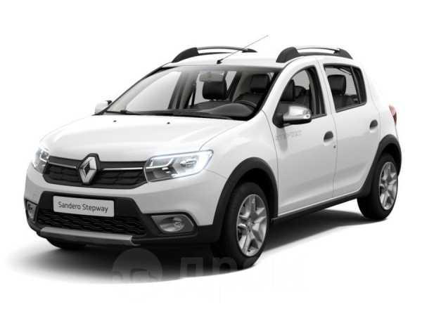 Renault Sandero Stepway, 2019 год, 831 990 руб.