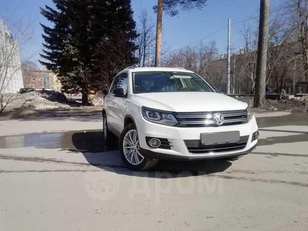 Volkswagen Tiguan, 2013 год, 950 000 руб.