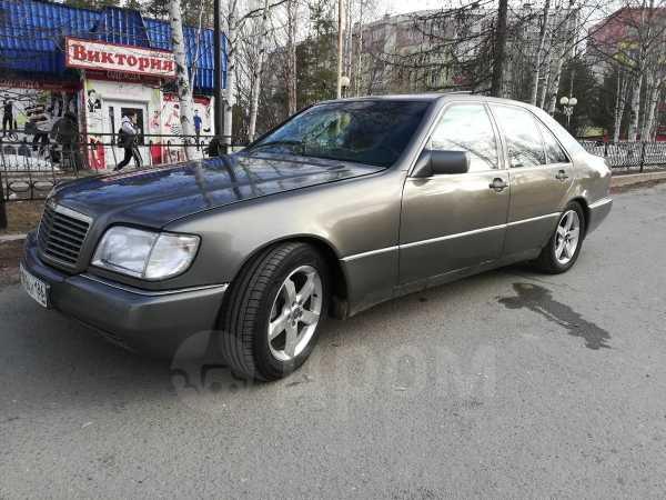 Mercedes-Benz S-Class, 1992 год, 340 000 руб.