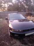 Mitsubishi Galant, 1998 год, 125 000 руб.