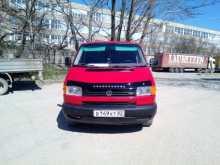 Симферополь Transporter 1991