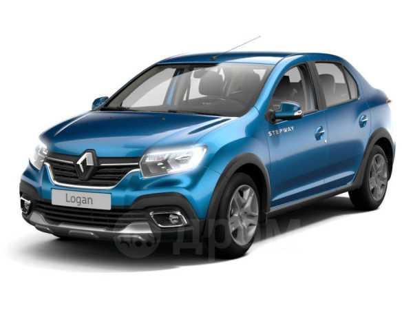 Renault Logan Stepway, 2018 год, 846 970 руб.