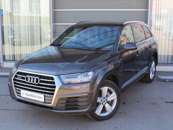 Audi Q7, 2015 год, 2 750 000 руб.