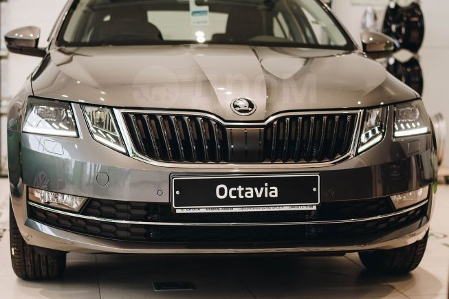 Skoda Octavia, 2018 год, 1 550 000 руб.