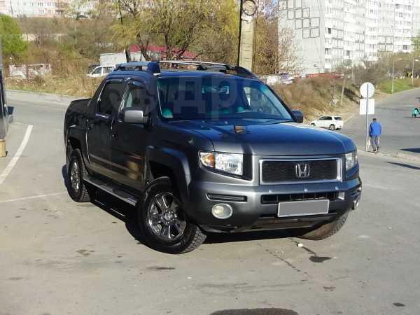 Honda Ridgeline, 2007 год, 748 000 руб.