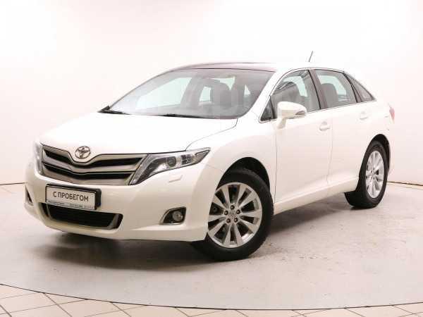 Toyota Venza, 2014 год, 1 470 000 руб.