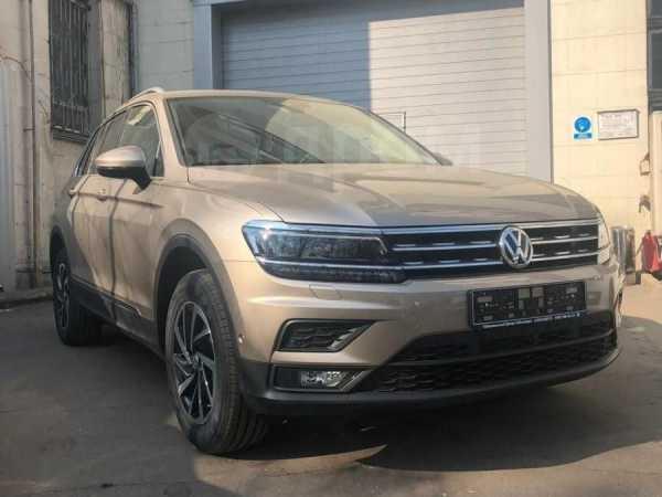 Volkswagen Tiguan, 2019 год, 1 962 300 руб.