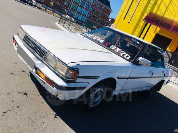 Toyota Cresta, 1986 год, 125 000 руб.