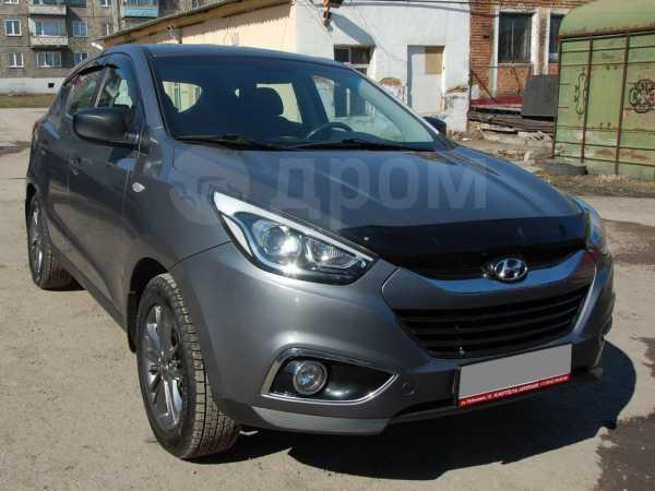 Hyundai ix35, 2014 год, 1 050 000 руб.