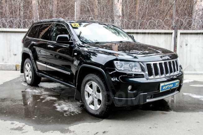 Jeep Grand Cherokee, 2012 год, 950 000 руб.