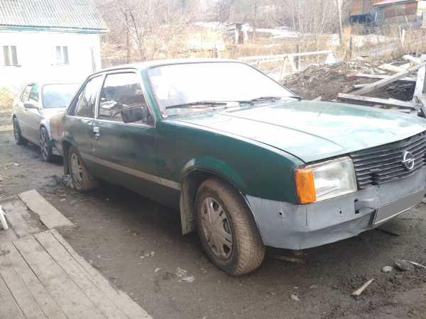 Opel Rekord, 1980 год, 45 000 руб.