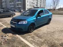 Красноярск Aveo 2008